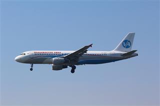 Re:【秦皇岛机场】俄罗斯符拉迪沃斯托克航空A320降落3P