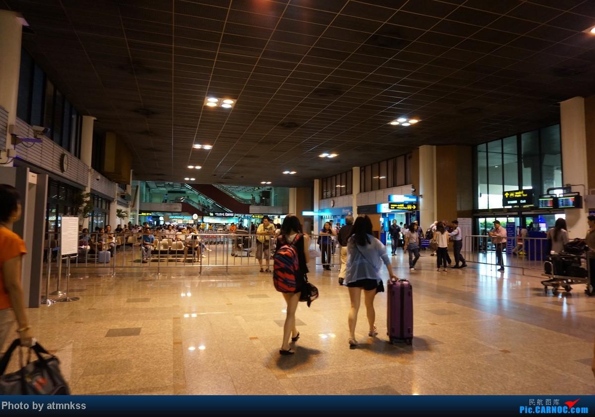 Re:[原创]新人第二贴 阿联酋A380,沿泰囧路线感受泰国风情    泰国廊曼机场