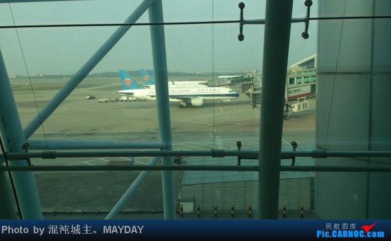 Re:[原创]这次百分百纯正混沌原创。桂林之旅。风景多图。(混沌)    中国广州白云机场