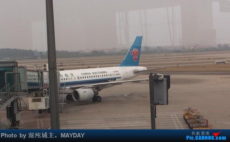 Re:[原创]这次百分百纯正混沌原创。桂林之旅。风景多图。(混沌) AIRBUS A319-100 B-6183 白云国际机场  地面服务