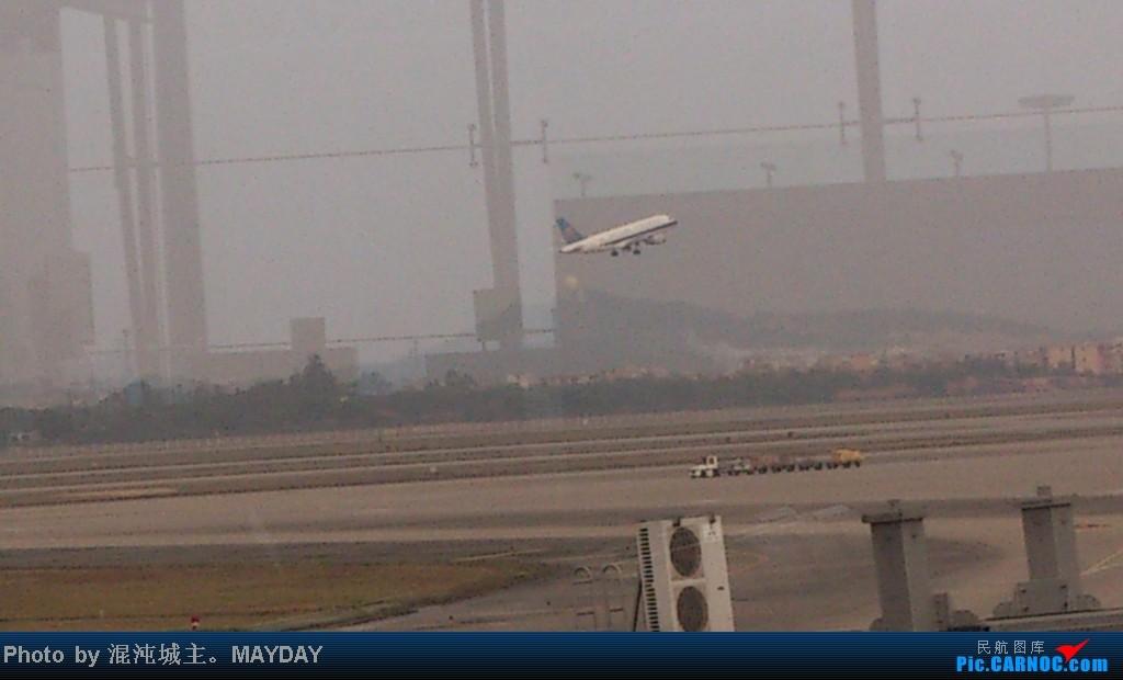 Re:[原创]这次百分百纯正混沌原创。桂林之旅。风景多图。(混沌) AIRBUS A319-100 B-6183 白云国际机场