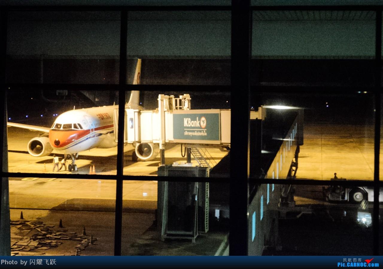 Re:体验东航成都-甲米-成都直航包机,感受泰国南部风情 AIRBUS A320-200 B-6950 泰国甲米机场