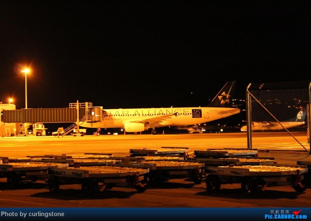 """Re:[原创]【长春飞友会】(我就不说这次出门的重点是体验纽国国铁)纽铁进京与小King会合 + 纽航""""暗夜骑士""""返奥 + 奥大你的节操掉了 AIRBUS A320-200 ZK-OJH WLG"""