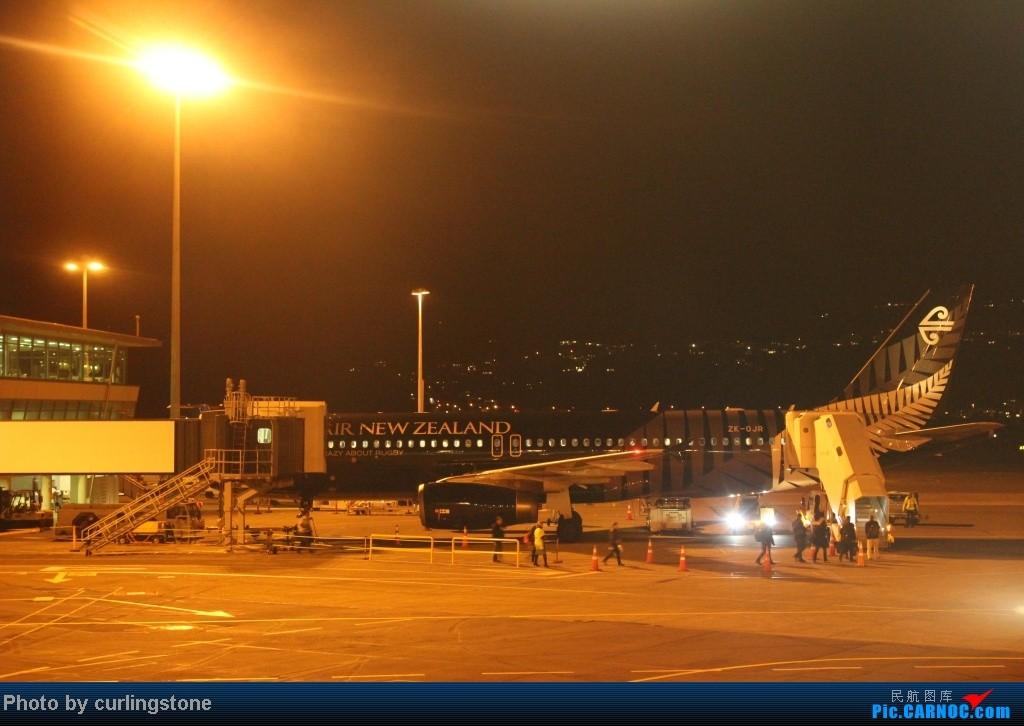 """Re:[原创]【长春飞友会】(我就不说这次出门的重点是体验纽国国铁)纽铁进京与小King会合 + 纽航""""暗夜骑士""""返奥 + 奥大你的节操掉了 AIRBUS A320-200 ZK-OJR WLG"""