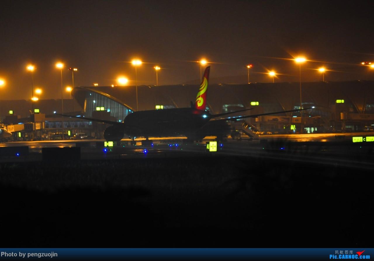[原创]【成都飞友会】悍马送上海航787CTU BOEING 787 B-2728