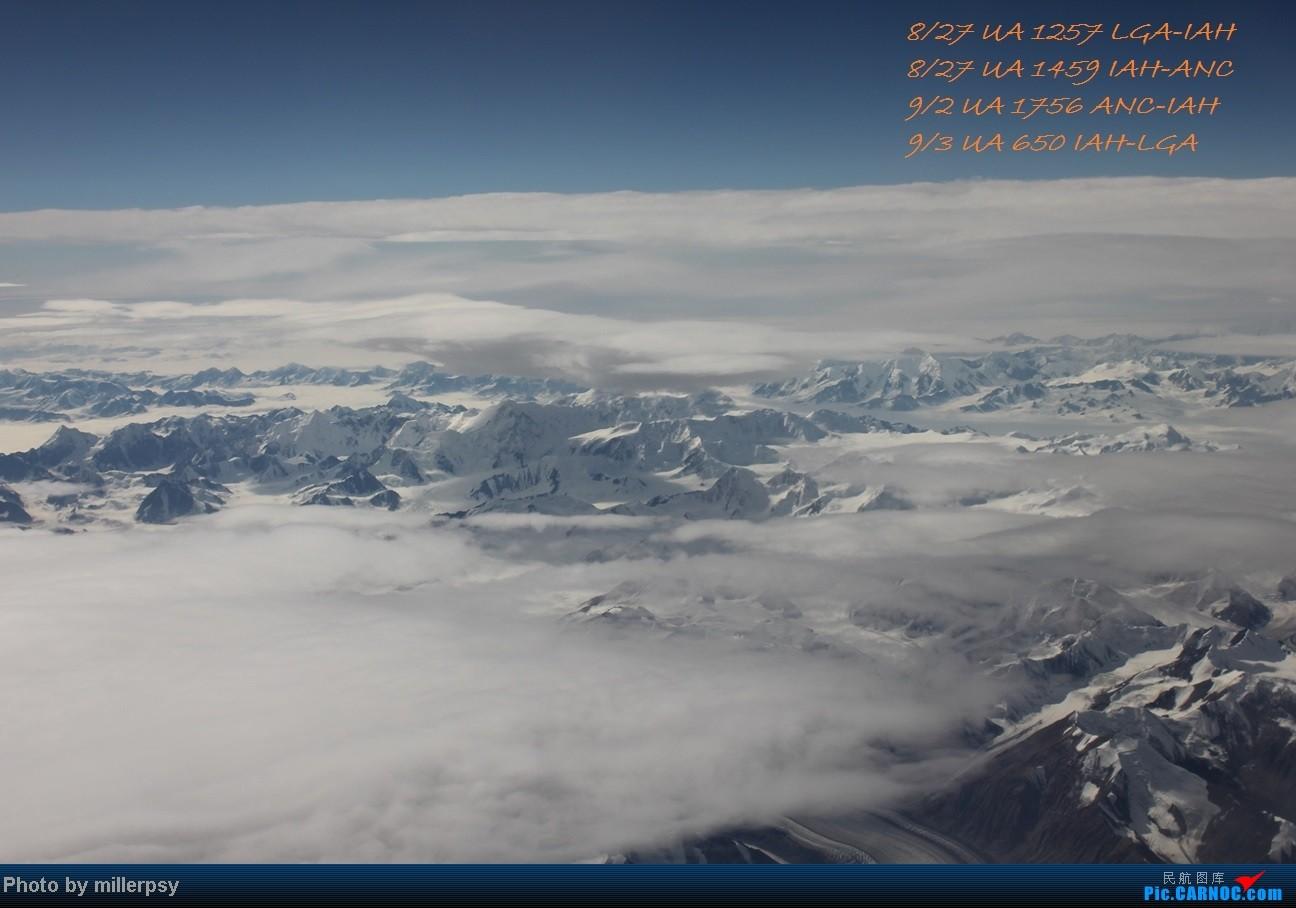 [原创]阿拉斯加之旅,雪山,房车,头等舱