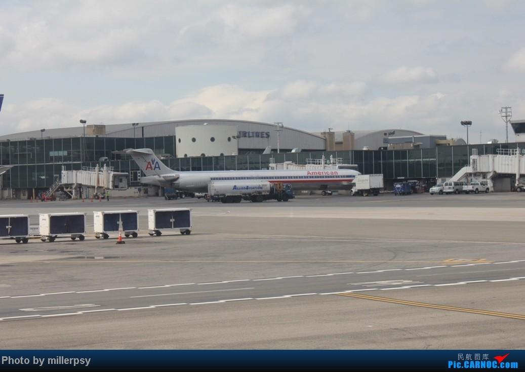 Re:[原创]阿拉斯加之旅,雪山,房车,头等舱 MCDONNELL DOUGLAS MD-82 N559AA 美国拉瓜迪亚机场