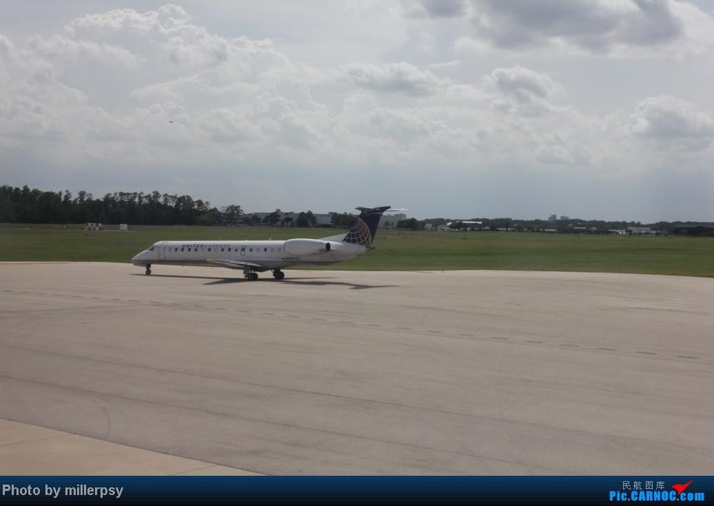 Re:[原创]阿拉斯加之旅,雪山,房车,头等舱 EMBRAER ERJ-145 N14925 美国休斯敦机场