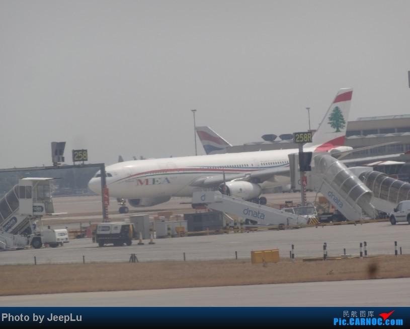 Re:[原创]不完整的游记,在希斯罗看到太多我连图片都没见过的航空公司,当然还有我想都没敢想的协和 AIRBUS A330-200