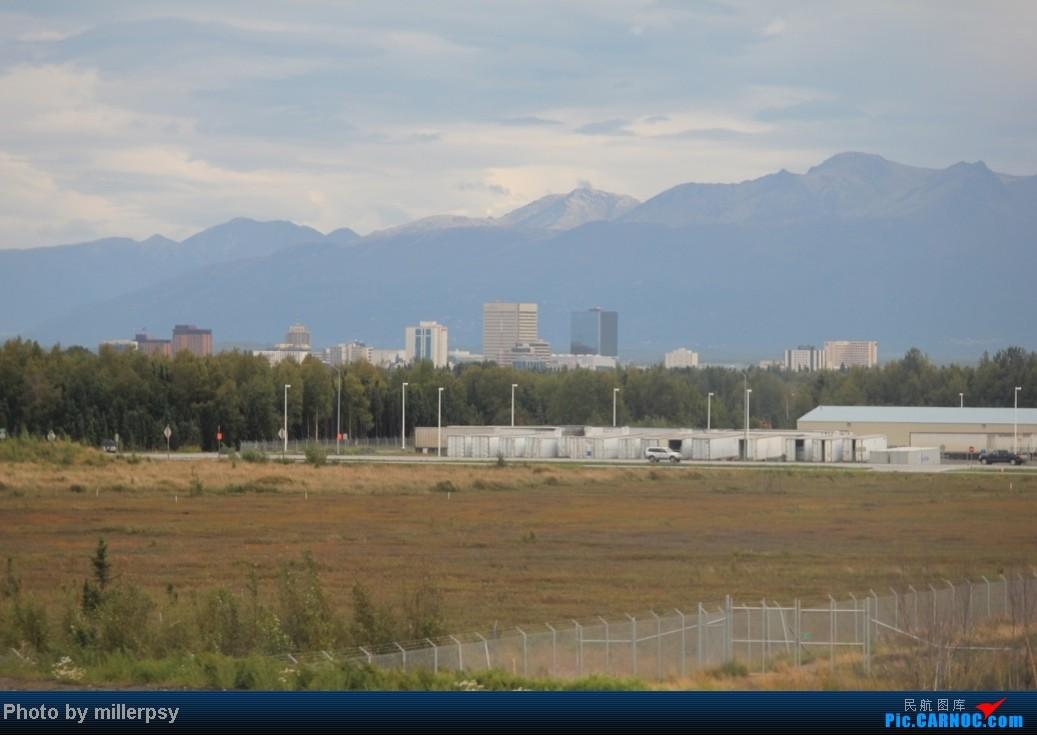 Re:[原创]阿拉斯加之旅,雪山,房车,头等舱 BOEING 757-200 TF-FIO 美国泰德·史蒂文斯安克雷奇机场