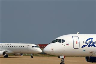 Re:【秦皇島機場】暑期最后一班俄包 雅庫特航空 SSJ-100-95B