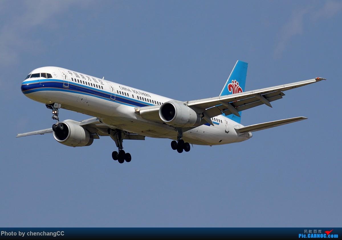 Re:[原创]【chenchangCC】巫家坝的天还是比长水蓝啊 BOEING 757-200 B-2827 中国昆明巫家坝机场