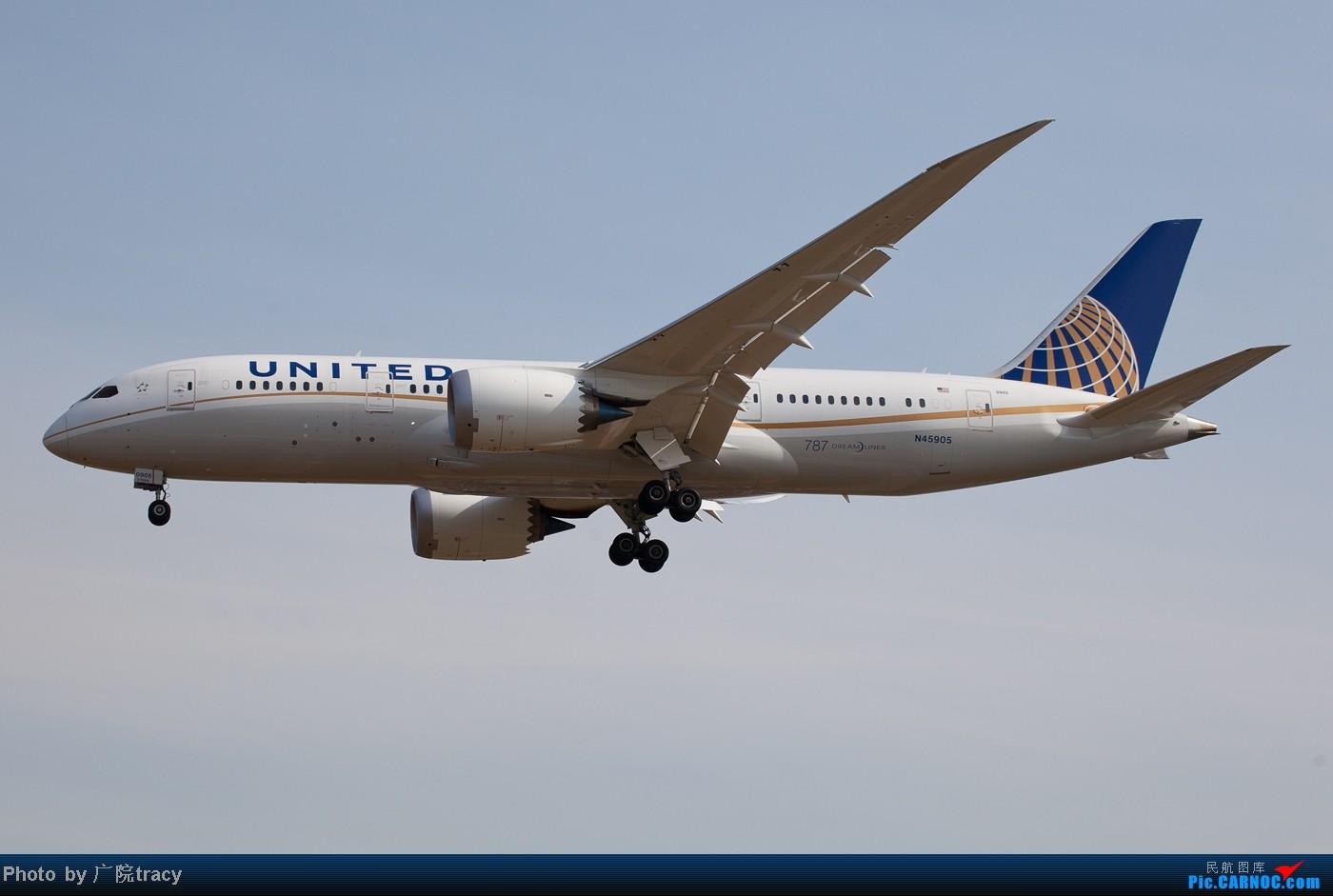 Re:[原创]★ ★ ★ ★ ★目前已经拍到了9家航空公司的波音787梦想客机★ ★ ★ ★ ★ BOEING 787-8 N45905 英国伦敦希思罗机场