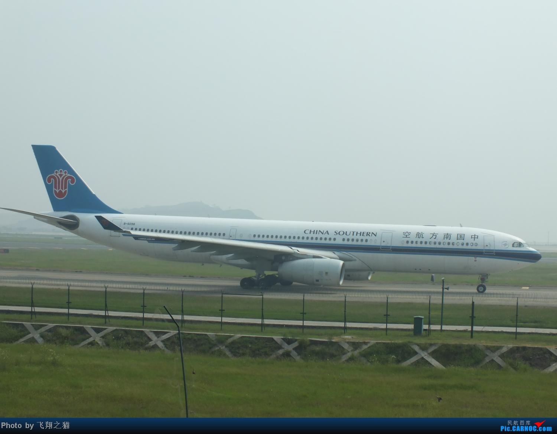 Re:[原创]CKG拍机之(中秋小长假后重庆江北国际机场平淡的一天) AIRBUS A330-300 B-6098 重庆江北国际机场