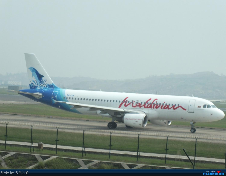 Re:[原创]CKG拍机之(中秋小长假后重庆江北国际机场平淡的一天) AIRBUS A320-200 8Q-1AN 重庆江北国际机场
