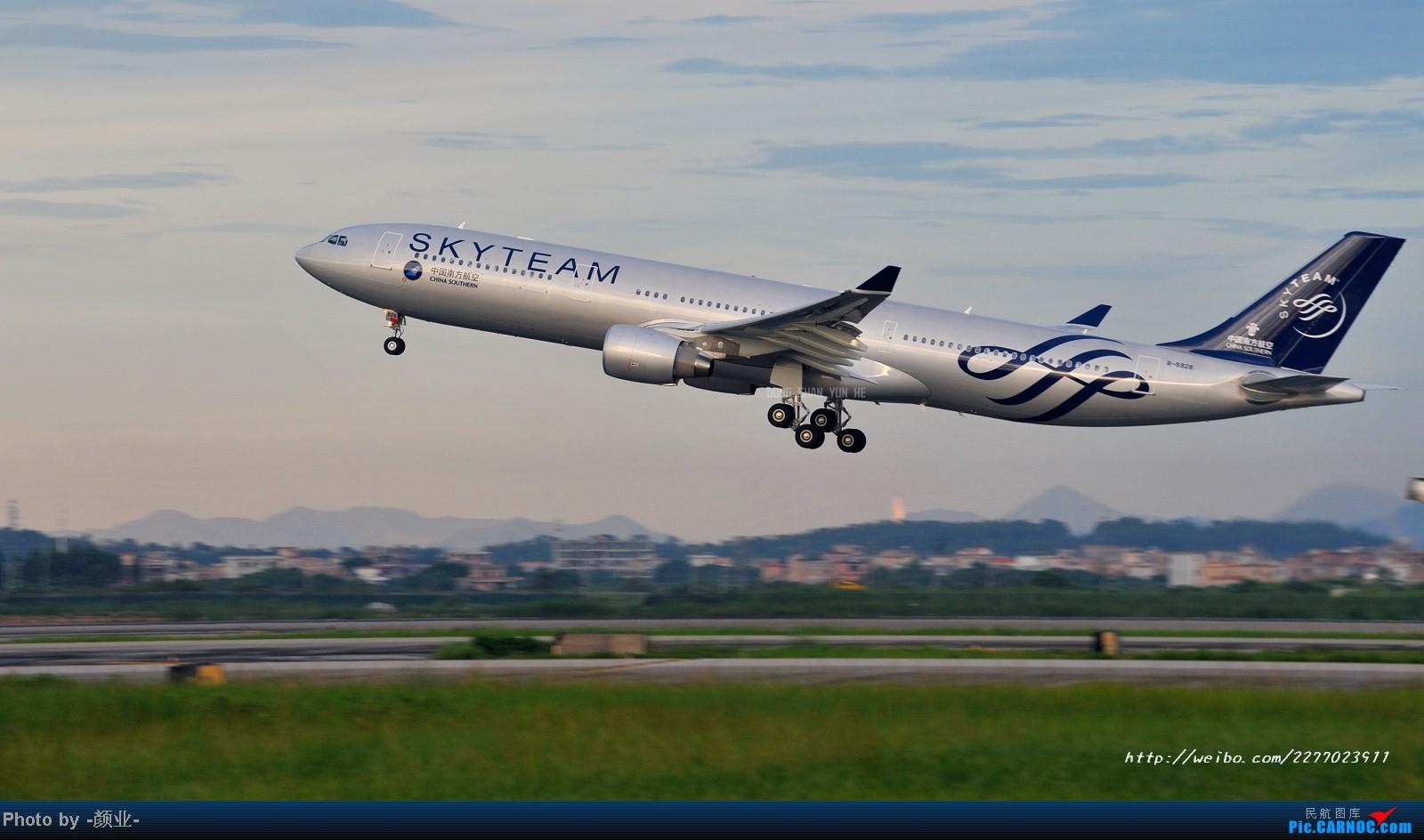 Re:[原创]我的打灰机心情[广州] AIRBUS A330-200 B-5928 中国广州白云机场