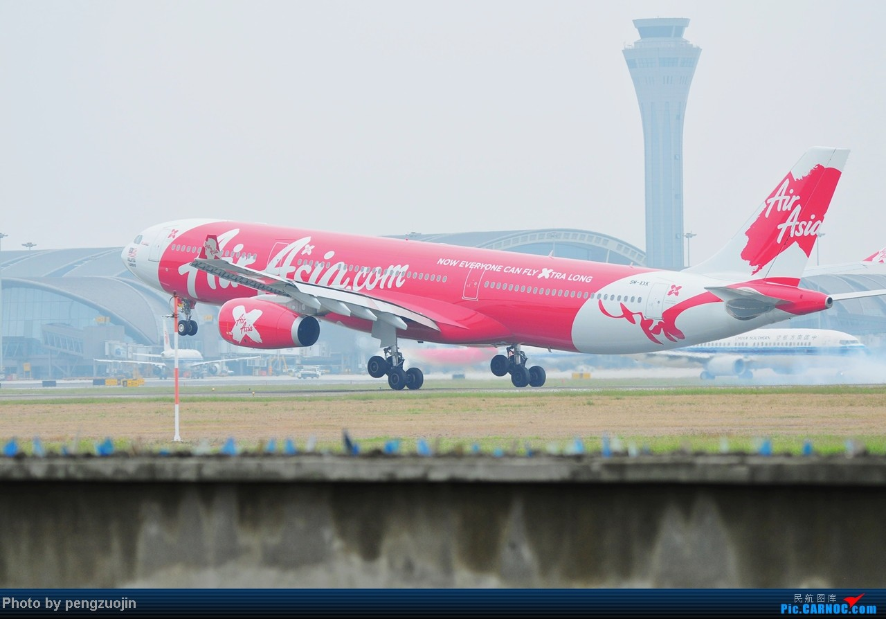 Re:【成都飞友会】悍马 周末随便拍拍 AIRBUS A330-300 9M-XXK CTU