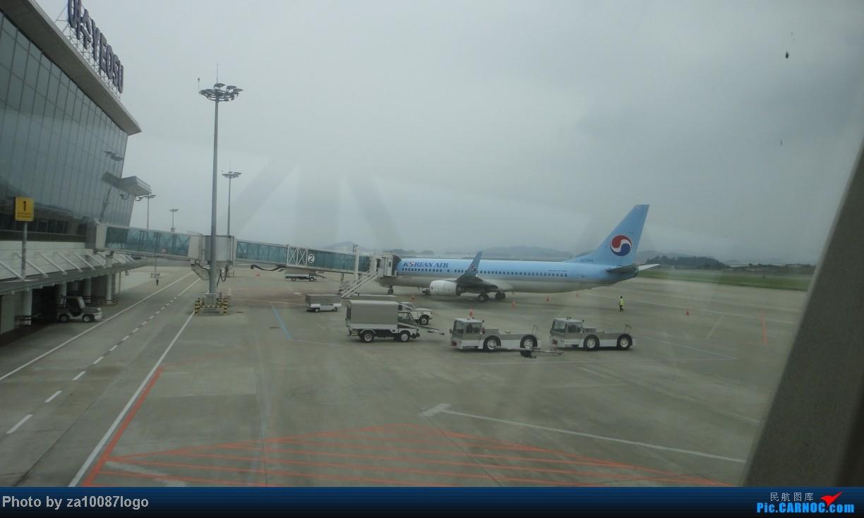 Re:【与梦想同行02】韩国世博之旅 第二集 丽水世博 和上海不一样的感觉 从北京转机回青岛