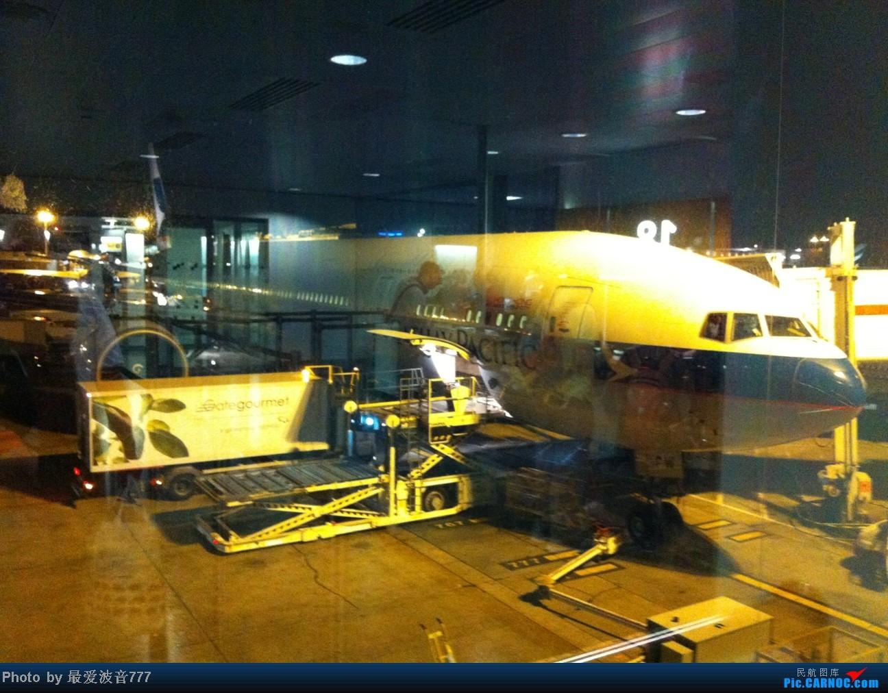 Re:[原创]假期的回国往返之旅 LHR-HKG-CTU-HKG-LHR, CX+CA+KA联合运营 BOEING 777-300  英国伦敦希思罗机场