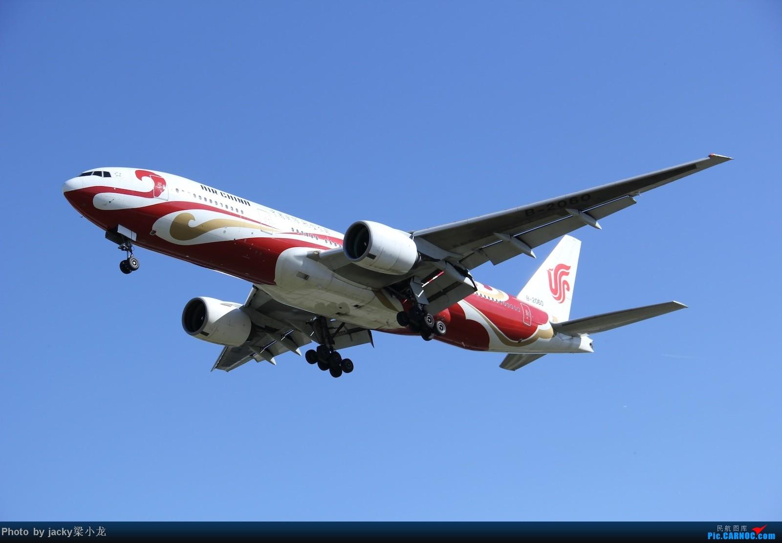 [原创]帝都01跑道宽体一组 BOEING 777-200 B-2060 中国北京首都机场
