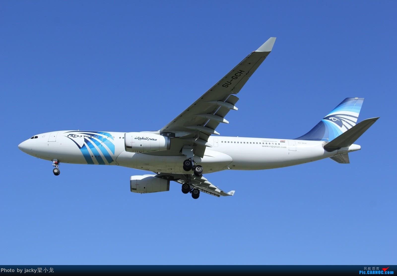 Re:[原创]帝都01跑道宽体一组 AIRBUS A330-200 SU-GCH 中国北京首都机场