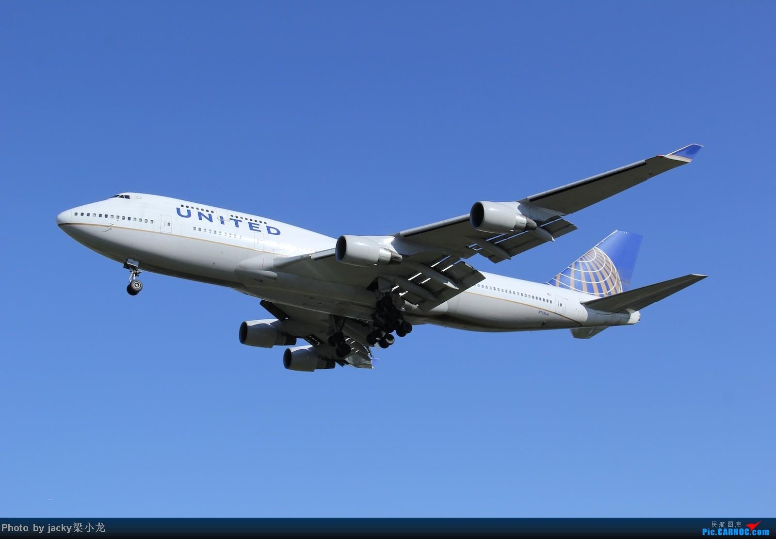 Re:[原创]帝都01跑道宽体一组 BOEING 747-400 N728UA 中国北京首都机场