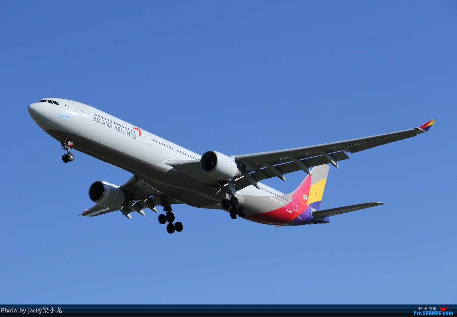 Re:[原创]帝都01跑道宽体一组 AIRBUS A330-200 HL7740 中国北京首都机场