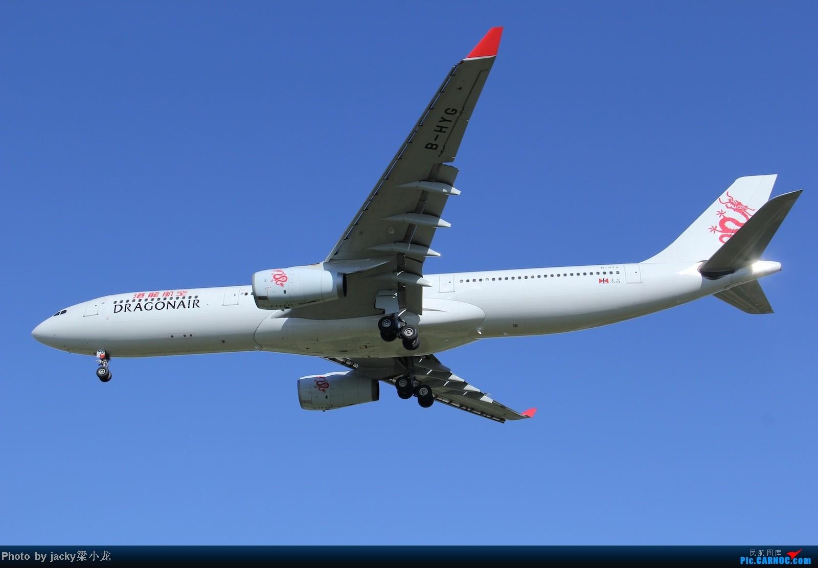 Re:[原创]帝都01跑道宽体一组 AIRBUS A330-300 B-HYG 中国北京首都机场