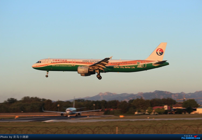 Re:[原创]东航世博号A321 AIRBUS A321-200 B-2290 中国青岛流亭机场