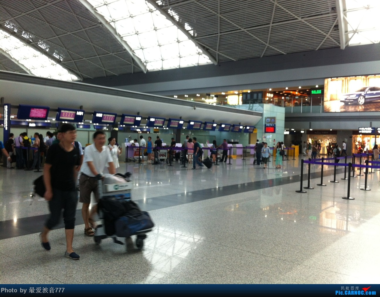 Re:[原创]假期的回国往返之旅 LHR-HKG-CTU-HKG-LHR, CX+CA+KA联合运营    中国成都双流机场
