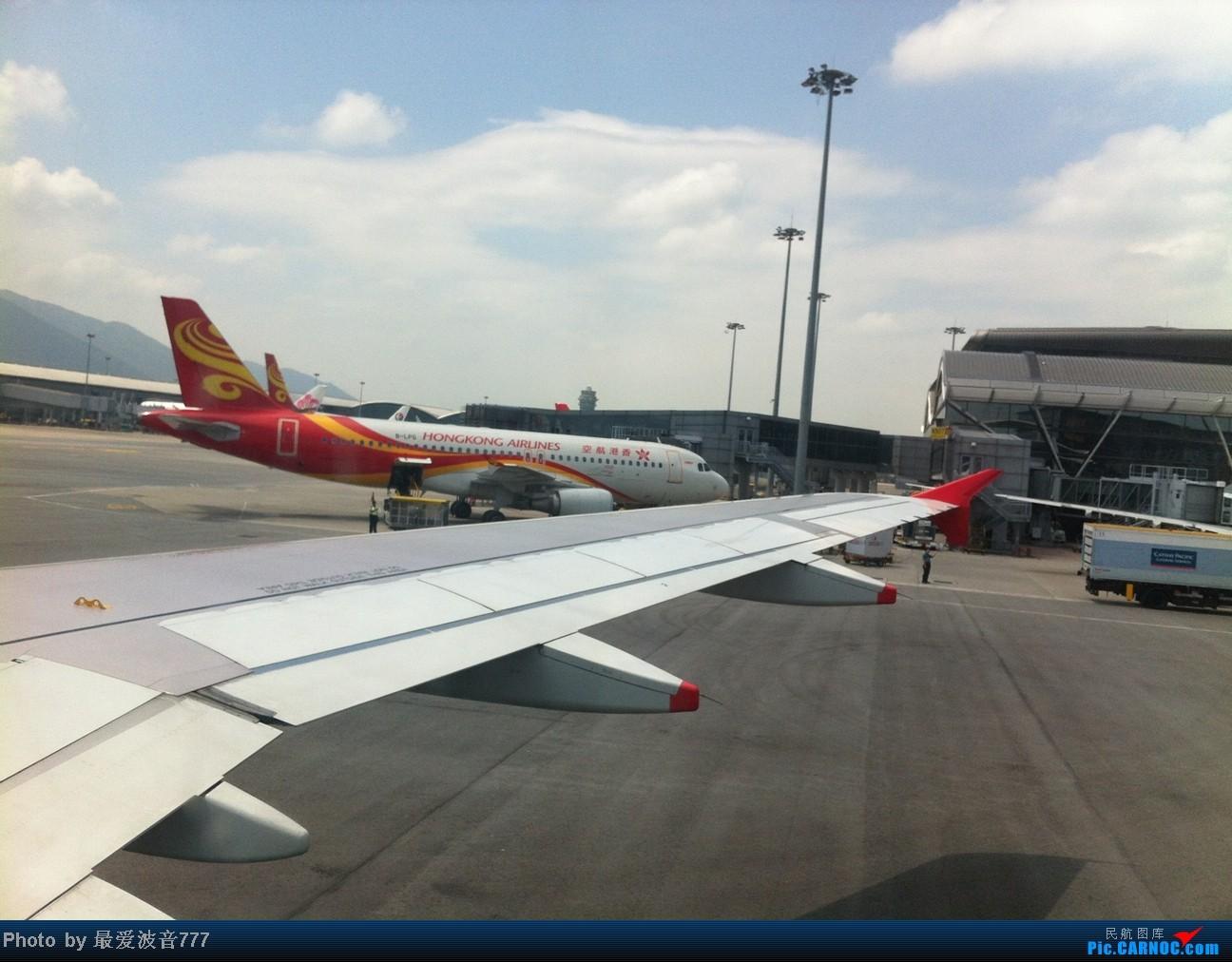 Re:[原创]假期的回国往返之旅 LHR-HKG-CTU-HKG-LHR, CX+CA+KA联合运营 AIRBUS A320 B-LPG 中国香港赤鱲角国际机场