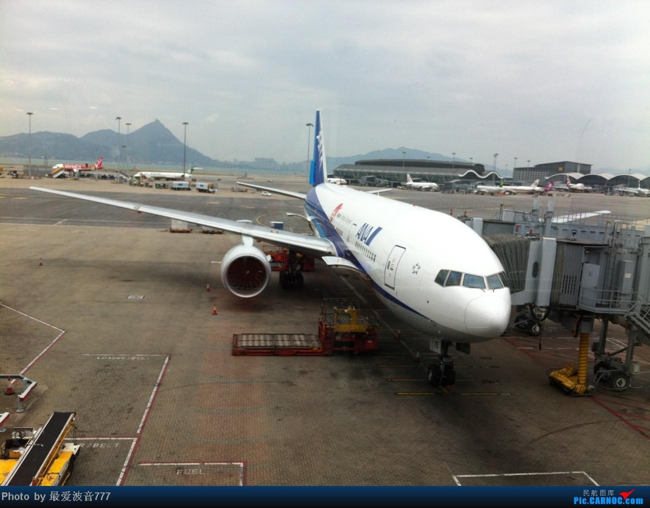 Re:[原创]假期的回国往返之旅 LHR-HKG-CTU-HKG-LHR, CX+CA+KA联合运营 BOEING 777-200 JA715A HKG