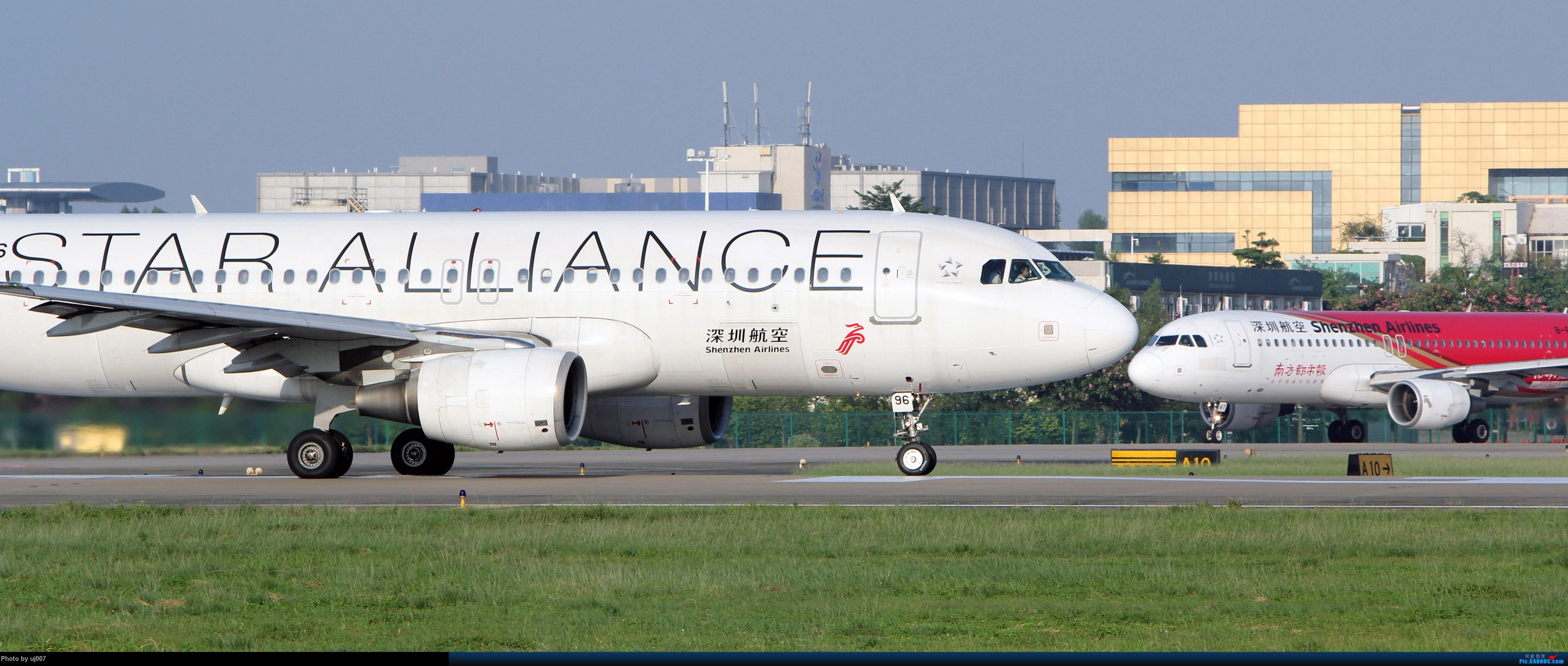 Re:[原创]10月2日白云拍机(大飞机,特别妆,外航,闪灯,擦烟)求指点. AIRBUS A320-200 B-6296 广州白云国际机场