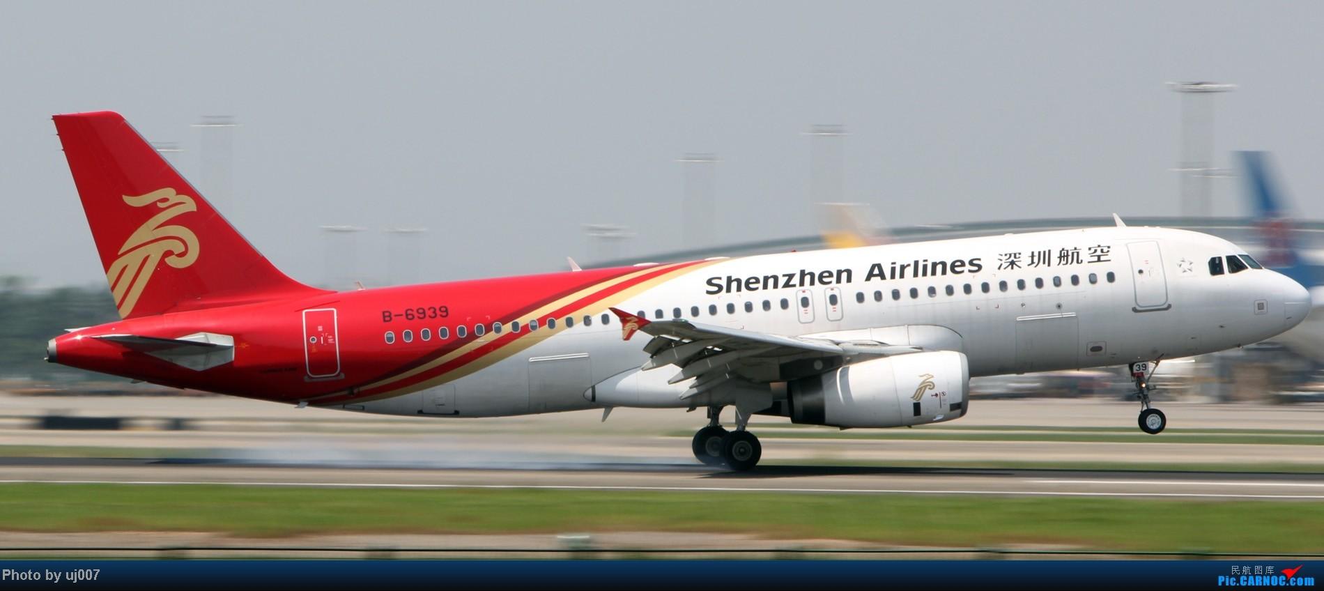 Re:[原创]10月2日白云拍机(大飞机,特别妆,外航,闪灯,擦烟)求指点. AIRBUS A320-200 B-6939 中国广州白云机场