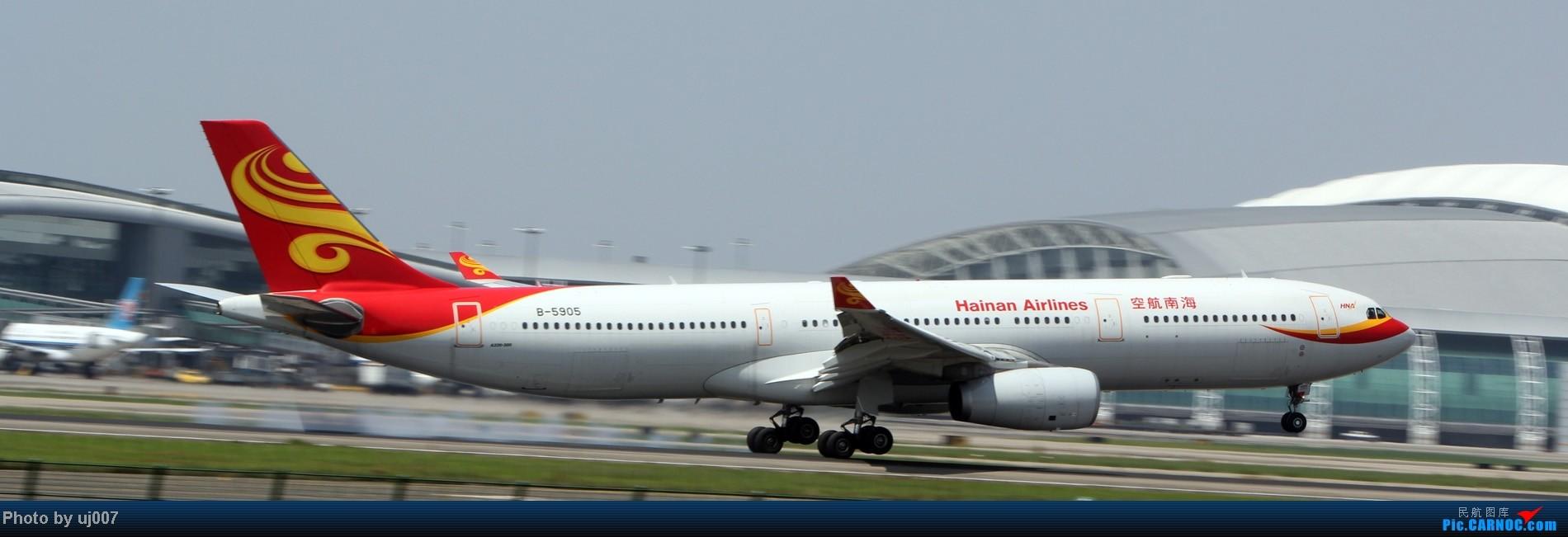 Re:[原创]10月2日白云拍机(大飞机,特别妆,外航,闪灯,擦烟)求指点. AIRBUS A330-300 B-5905 中国广州白云机场