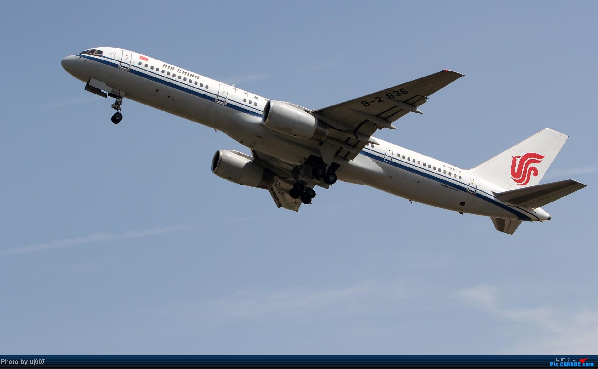 Re:[原创]10月2日白云拍机(大飞机,特别妆,外航,闪灯,擦烟)求指点. BOEING 757-200 B-2836 中国广州白云机场