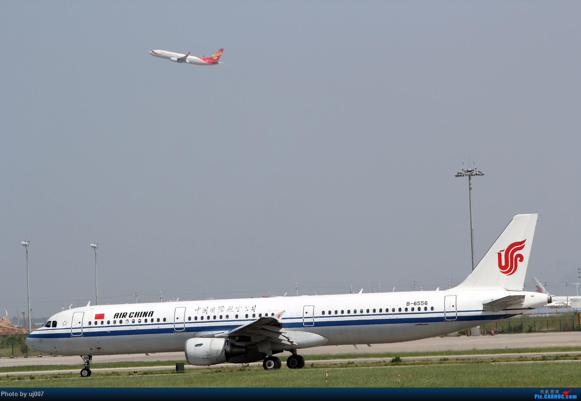 Re:[原创]10月2日白云拍机,超级多图系列(大飞机,特别妆,外航,闪灯,擦烟)求指点. AIRBUS A321-200 B-6556 中国广州白云机场