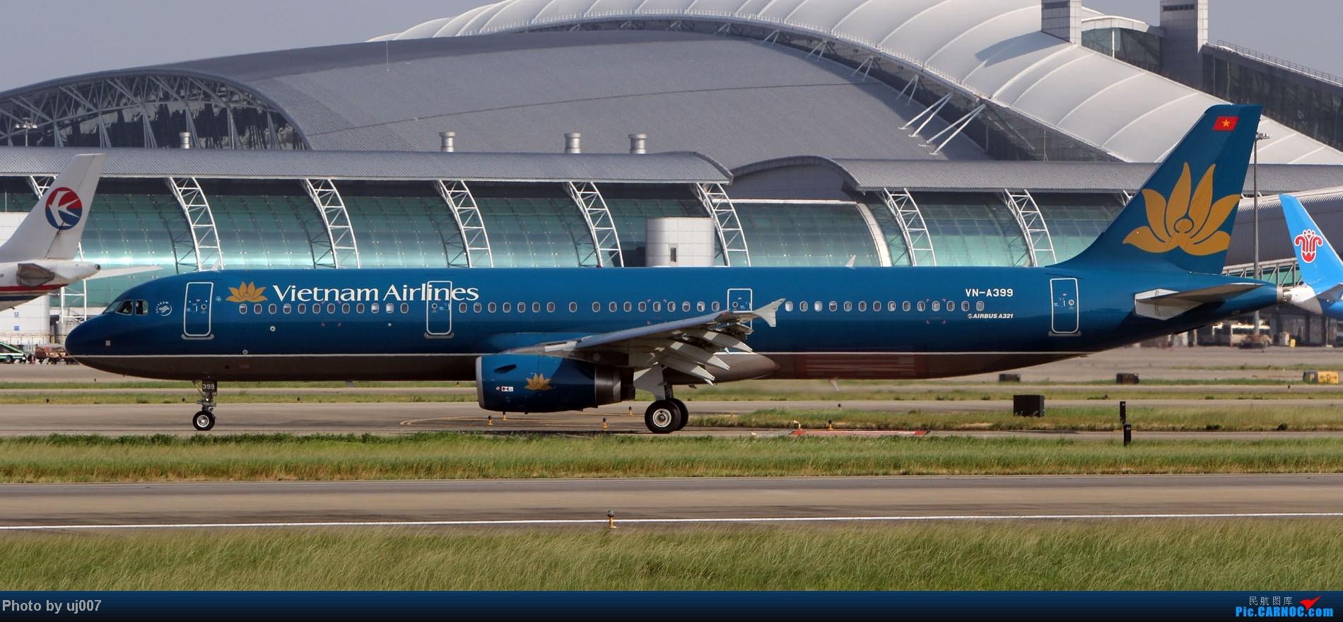 Re:[原创]10月2日白云拍机,超级多图系列(大飞机,特别妆,外航,闪灯,擦烟)求指点. AIRBUS A321-200 VN-A399 中国广州白云机场