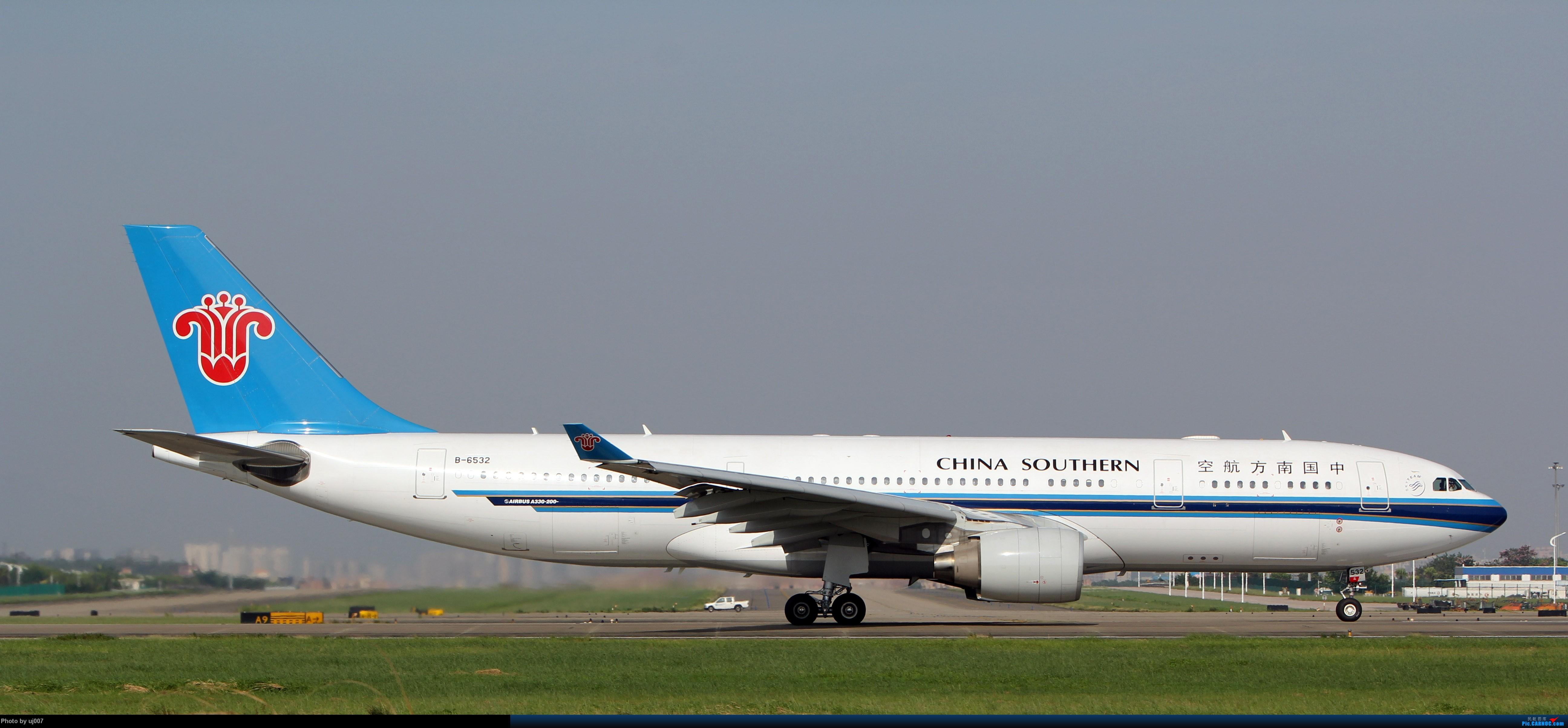 Re:[原创]10月2日白云拍机(大飞机,特别妆,外航,闪灯,擦烟)求指点. AIRBUS A330-200 B-6532 广州白云国际机场