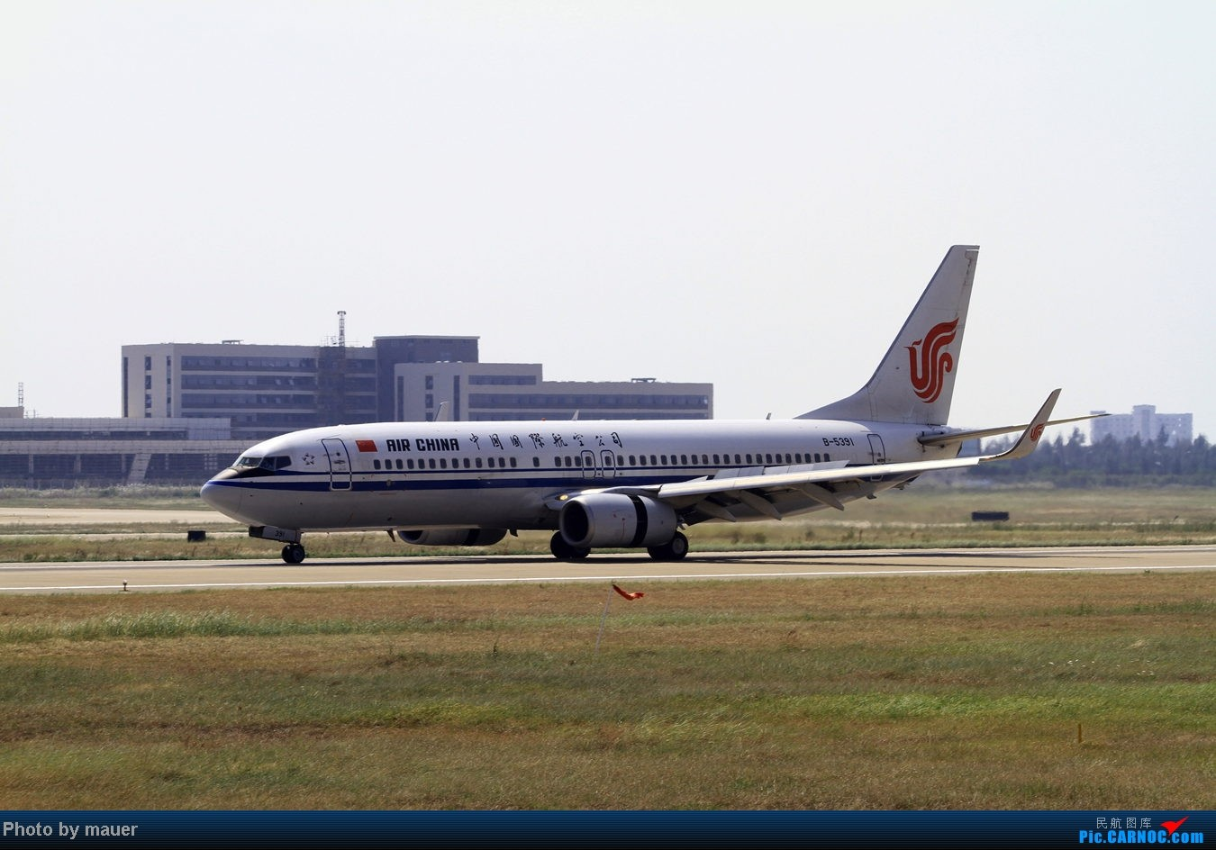 Re:国庆拍机 BOEING 737-800 B-5391