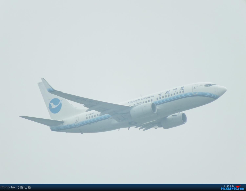 Re:[原创]国庆最后一天带小跟班在CKG战斗 BOEING 737-700 B-5280 重庆江北国际机场