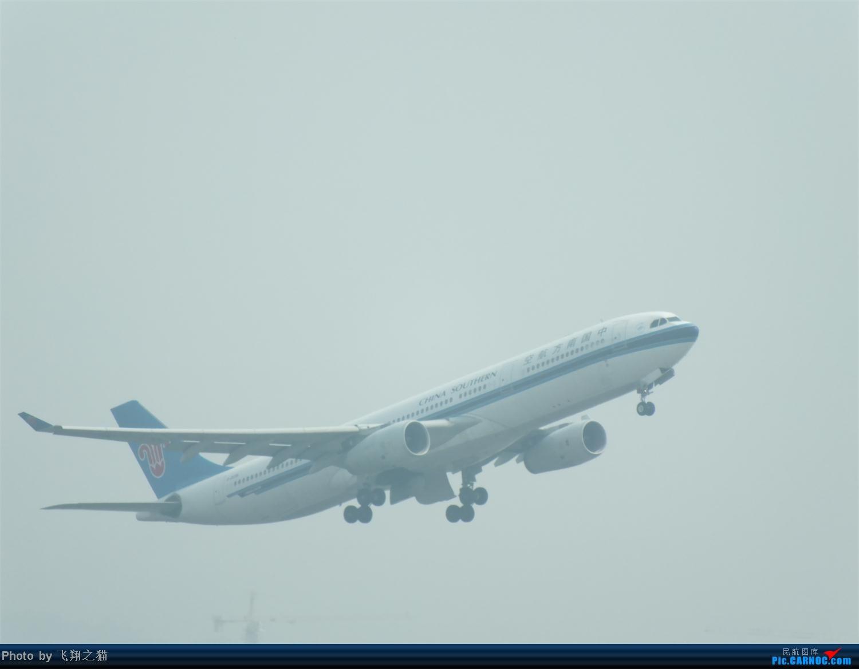 Re:[原创]国庆最后一天带小跟班在CKG战斗 AIRBUS A330-300 B-6098 重庆江北国际机场