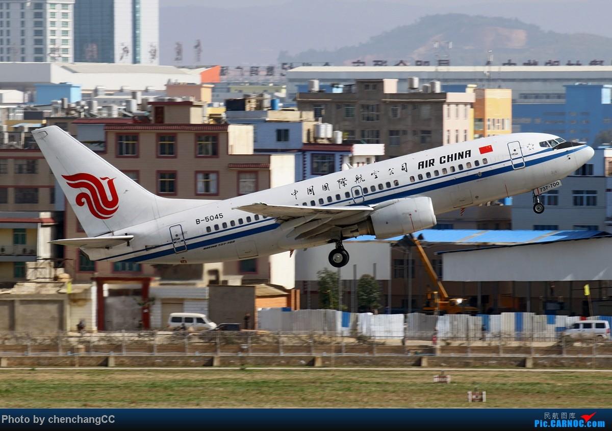 Re:[原创]【chenchangCC】发组图,那些年的彩绘! BOEING 737-700 B-5269 中国昆明巫家坝机场