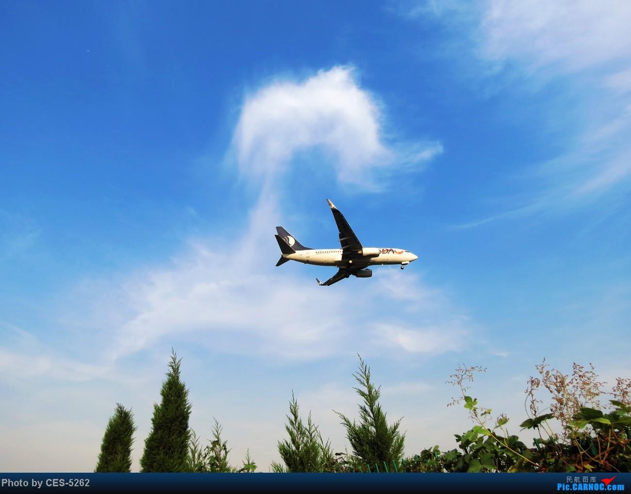 Re:[原创]国庆TAO很热闹哈,临沂飞友流窜TAO记 内有少见滴LH343 BOEING 737-700 B-5205 中国青岛流亭机场