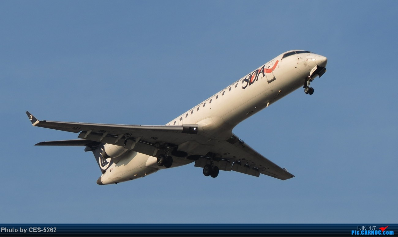 Re:[原创]国庆TAO很热闹哈,临沂飞友流窜TAO记 内有少见滴LH343 BOMBARDIER (CANADAIR) CRJ-700 B-3079 中国青岛流亭机场