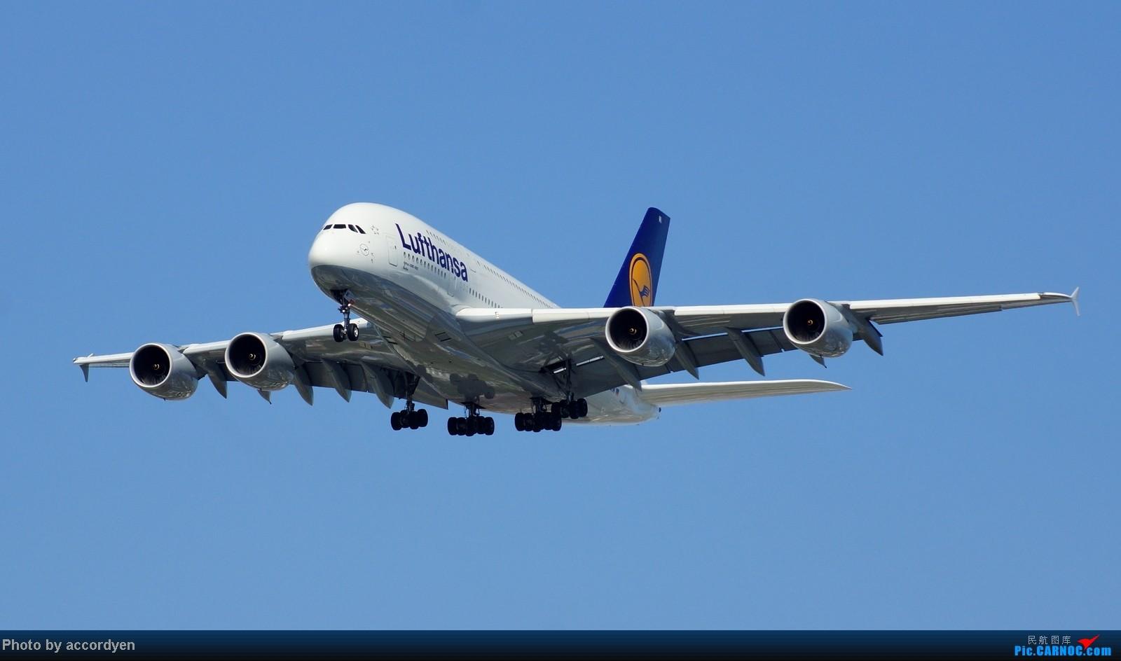 Re:德國漢莎380 A380-800 D-AIMI 中国上海浦东机场