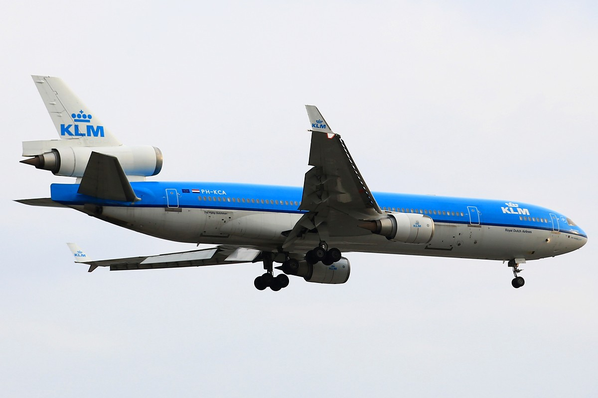 Re:[原创]【YUL】**********蒙特利尔初次拍机:收获荷兰皇家航空MD-11,阴天质量有限请大家包涵,另外希望结识加拿大飞友********** MCDONNELL DOUGLAS MD-11 PH-KCA 加拿大蒙特利尔特鲁多机场