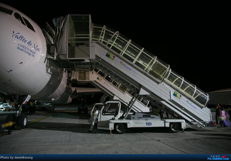Re:通往塞舌爾的路在阿布扎比繞了直角彎(舌航新涂裝A332)
