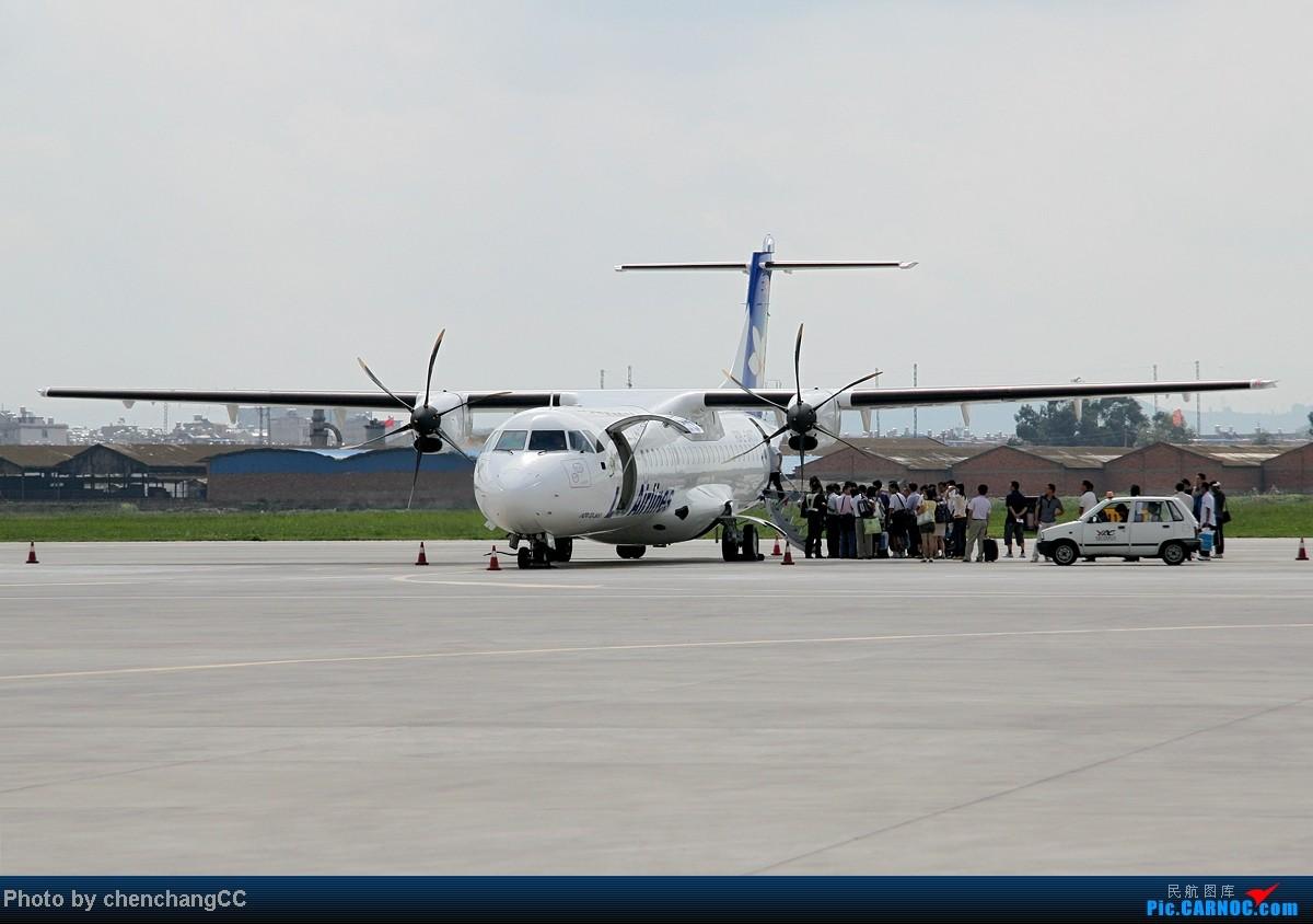 [原创]【chenchangCC】来点特别的,某内场杂拍几张! ATR-72 RDPL-34173 中国昆明巫家坝机场