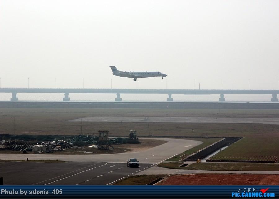 Re:[原创]深圳机场一个新的拍机位置,容易到达。就是下午逆光。 ERJ-145 B-3097 中国深圳宝安机场